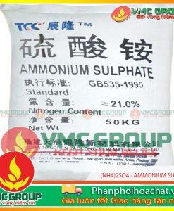 (NH4)2SO4 - AMMONIUM SULFATE