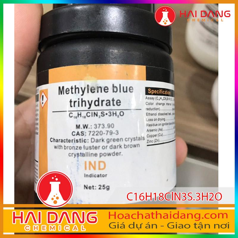 methylene-blue-trihydrate-c16h18cln3s3h2o-hchd
