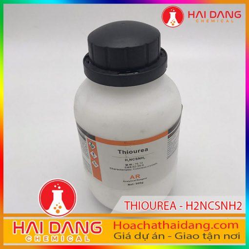 thiourea-h2ncsnh2-hchd