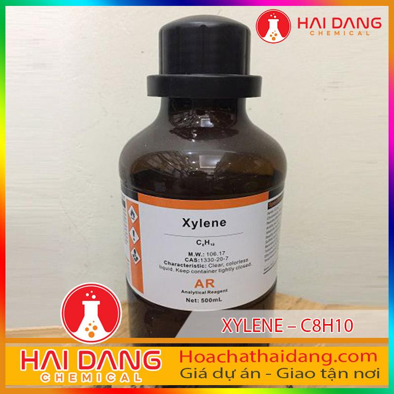 xylene-c8h10-dung-moi-huu-co-hchd